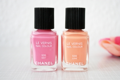 Chanel May & June