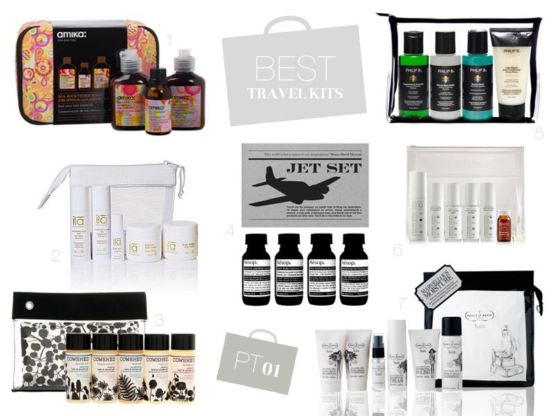 Potpouris - Best Travel Kits