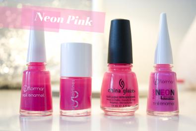 Best hot pinks