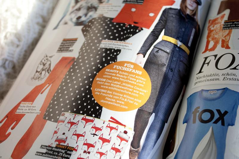 Foxycheeks // Couch Magazin 2012