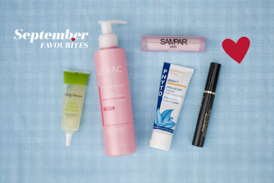 Beauty Favourites September 2012
