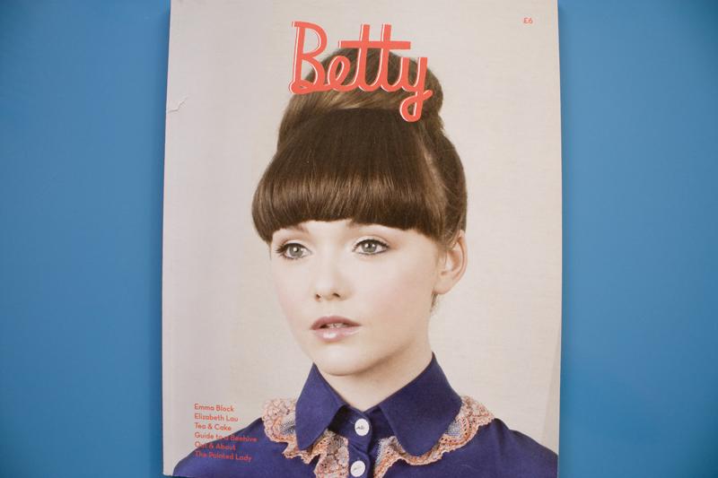 Betty magazine