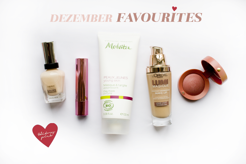Monthly Favourites - Dezember 2012
