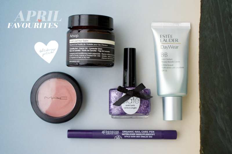 Foxycheeks monthly favourites : April 13