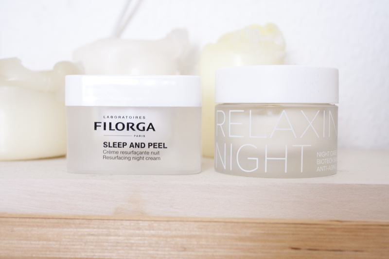 Night skin pamper