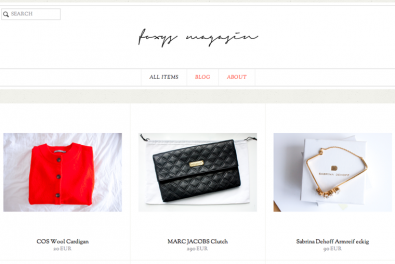 Foxys Magasin