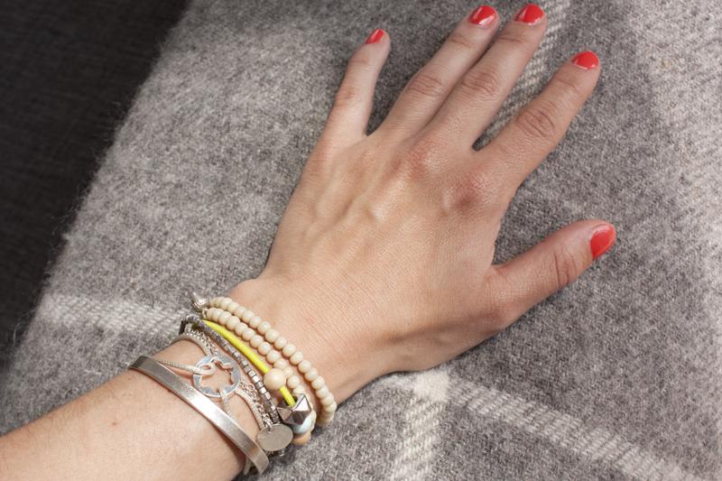 Montblanc Bracelet // Manhatten Redbanger