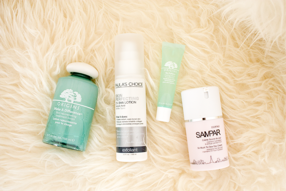 New in, new love: skincare