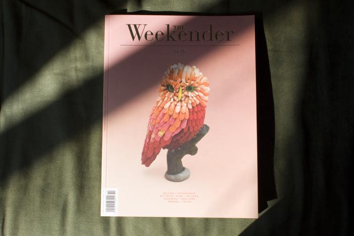 The Weekender Aug 2013 Sarah Illenbeger //Foxycheeks