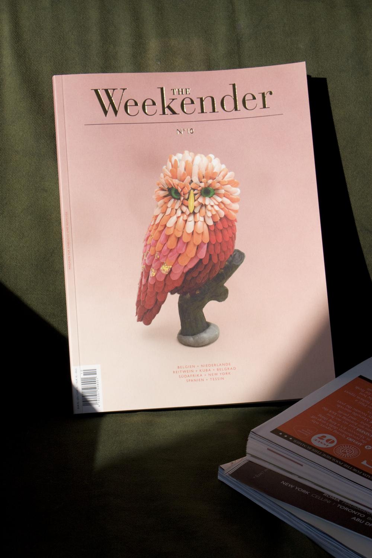 The Weekender Aug 2013 Sarah Illenbeger // Foxycheeks