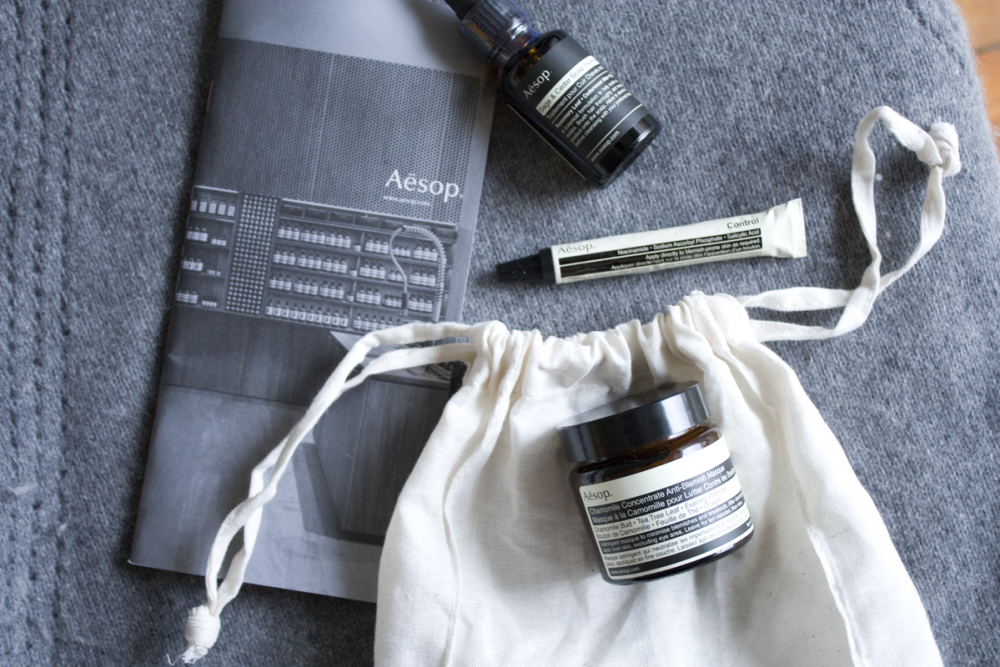 Shopping bag: Aesop Store Berlin Mitte