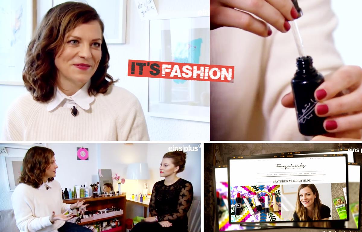 Foxycheeks // It's Fashion TV