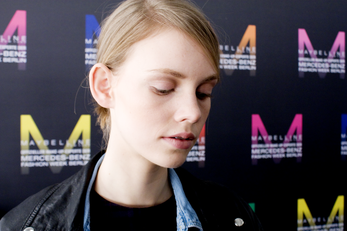 MALAIKARAISS / Autumn/Winter 2014/2015 - Backstage