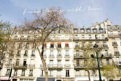 Salut aus Paris!