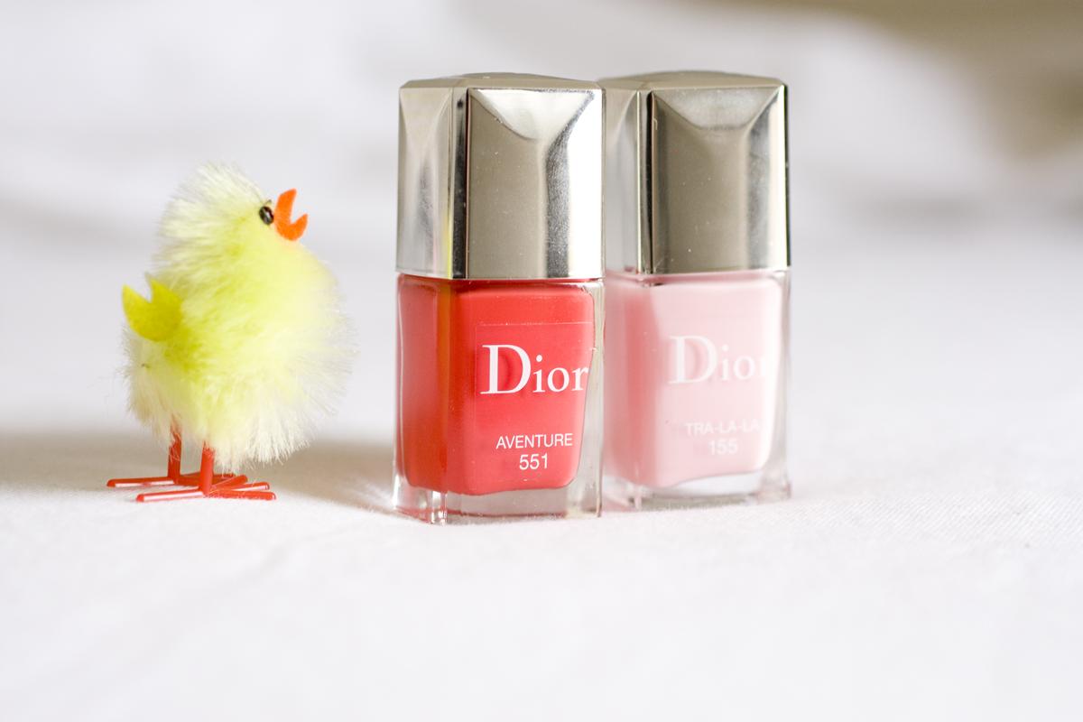 Dior Vernis New Spring 2014