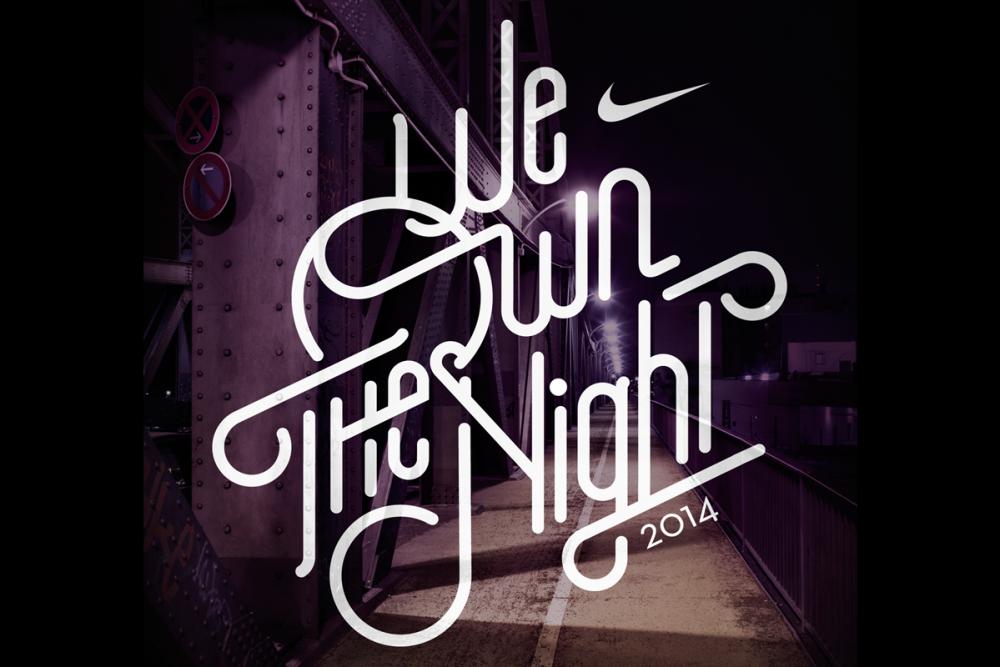 We Own The Night Nike Berlin 2014