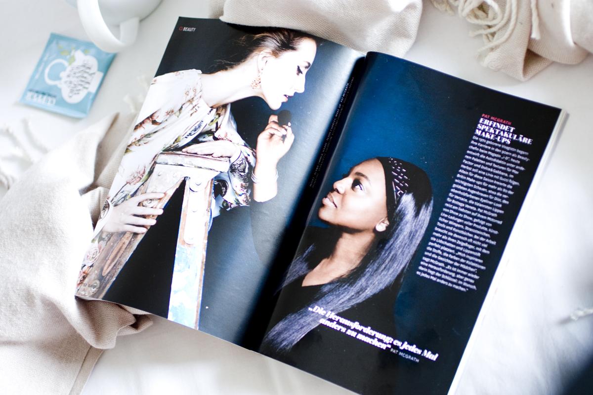 Porter Magazine / Glamour Germany July 2014