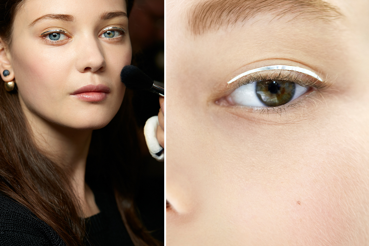 Christian Dior Haute Couture HW 14/15 Beauty Make-up