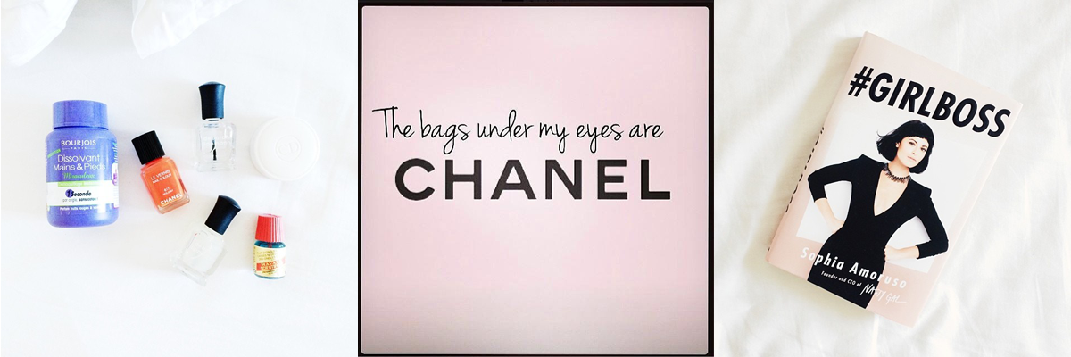 Have a nice Chanel weekend!