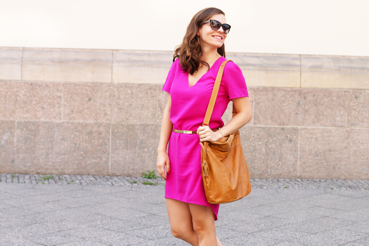 Oasis Pink Dress