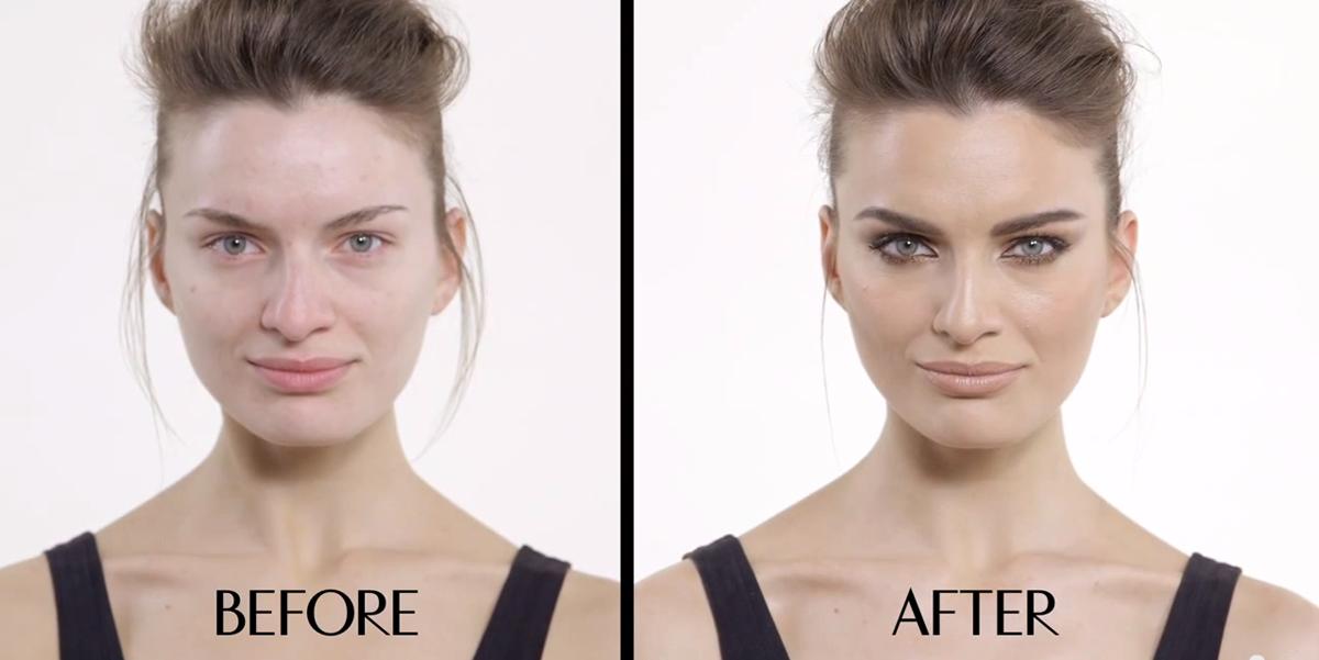 Charlotte Tilburry feat. Goss Make-up Artist