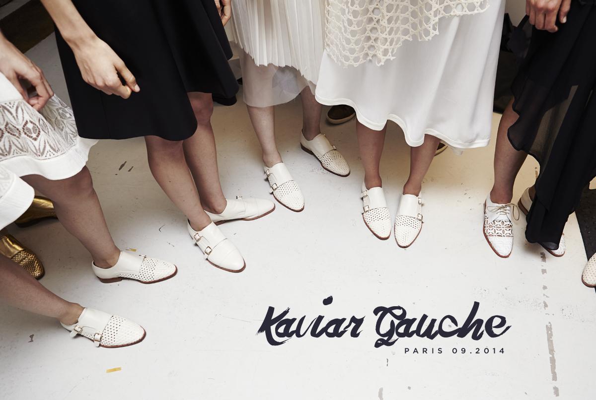 Kavia Gauche Paris / Spring Summer 2015