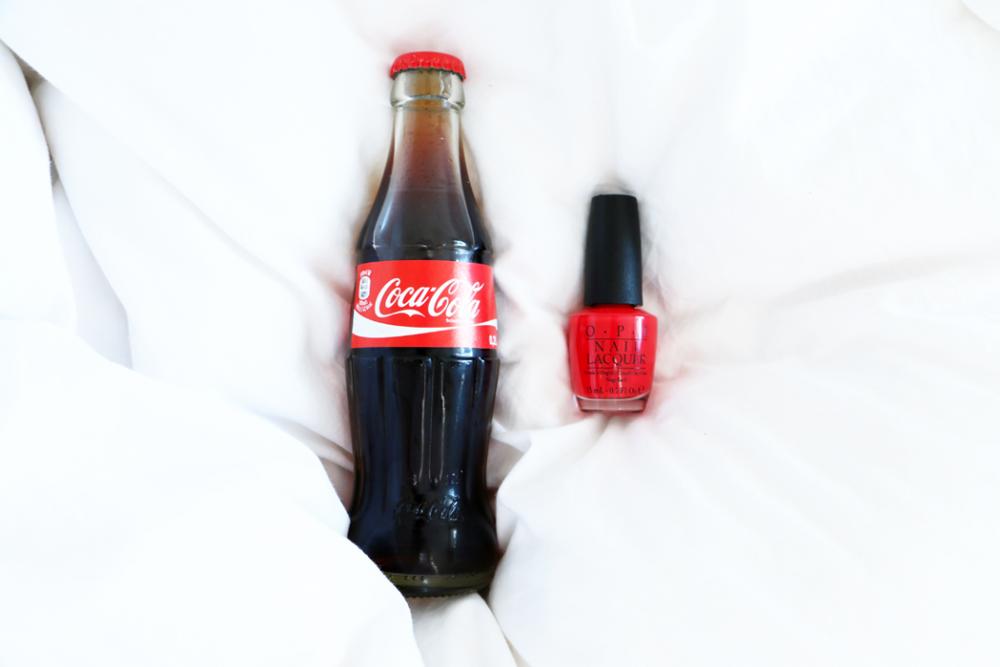 OPI / Coca Cola