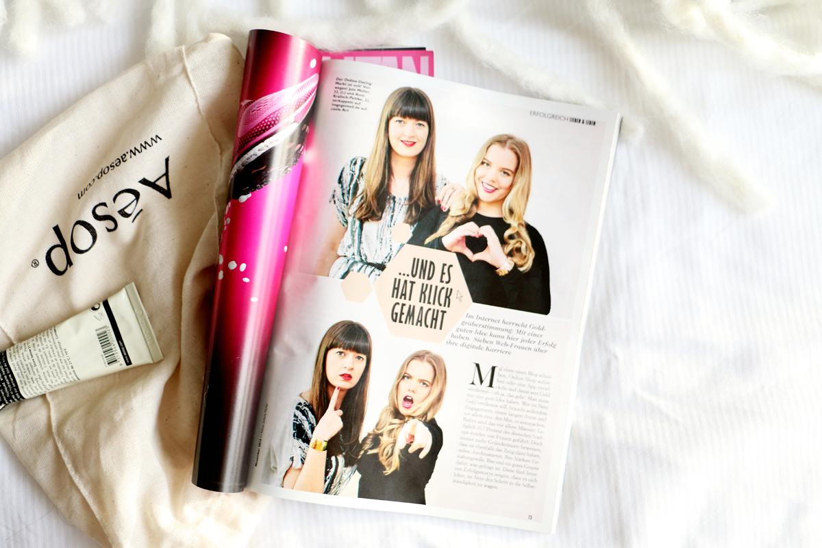 Sunday Read: Cosmopolitan 11 2014