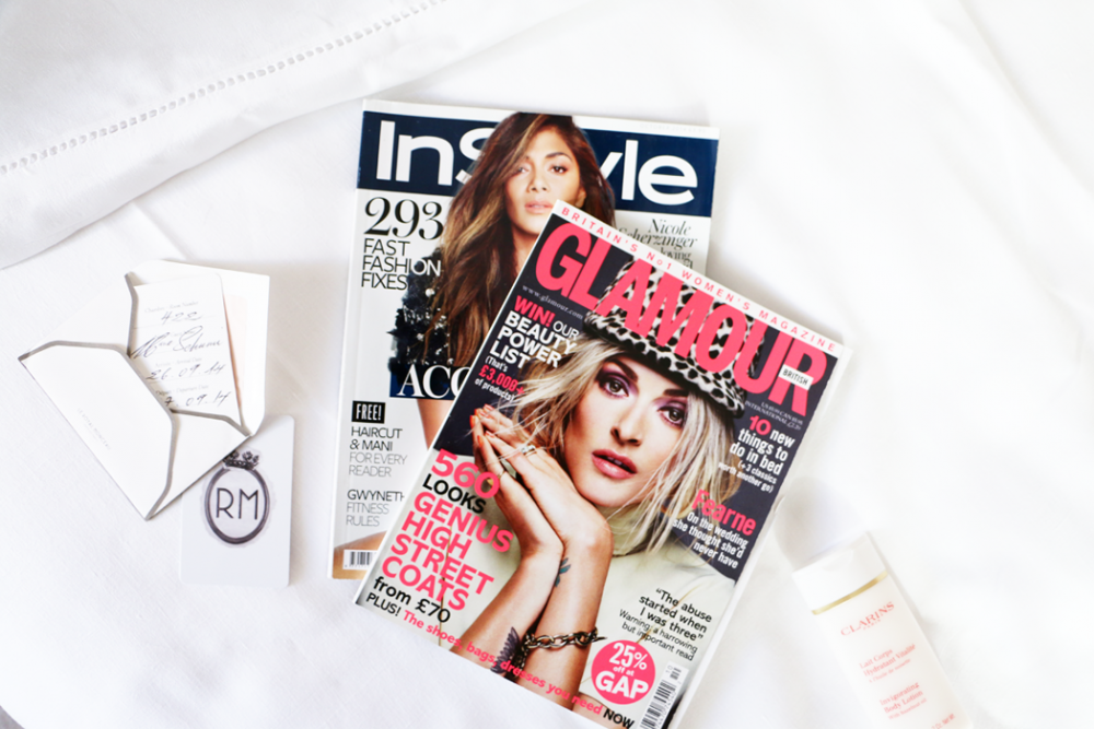 SUNDAY READ / Glamour UK & Instlye UK