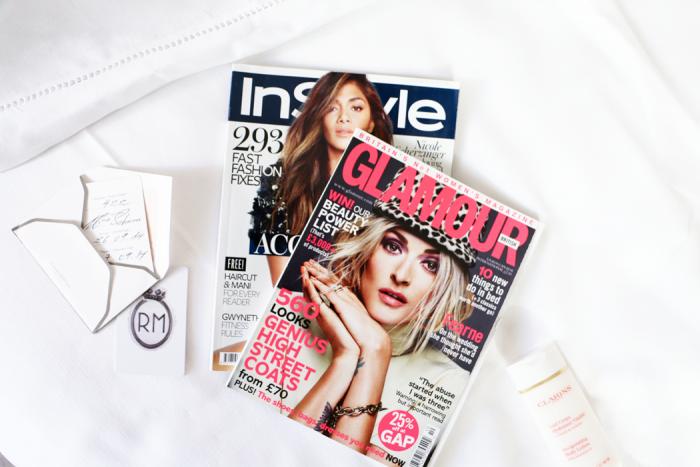 SUNDAY READ / Glamour UK & InstlyeUK