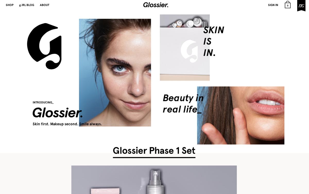 Glossier / ©Glossier