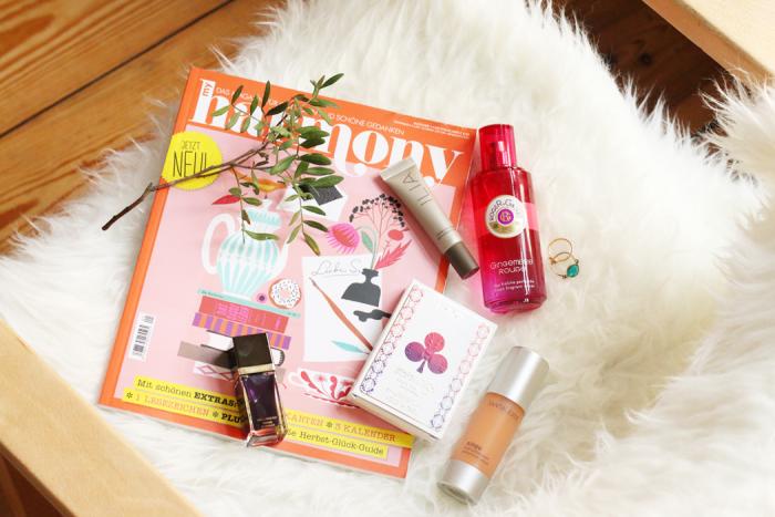 November Beauty Favourites2014