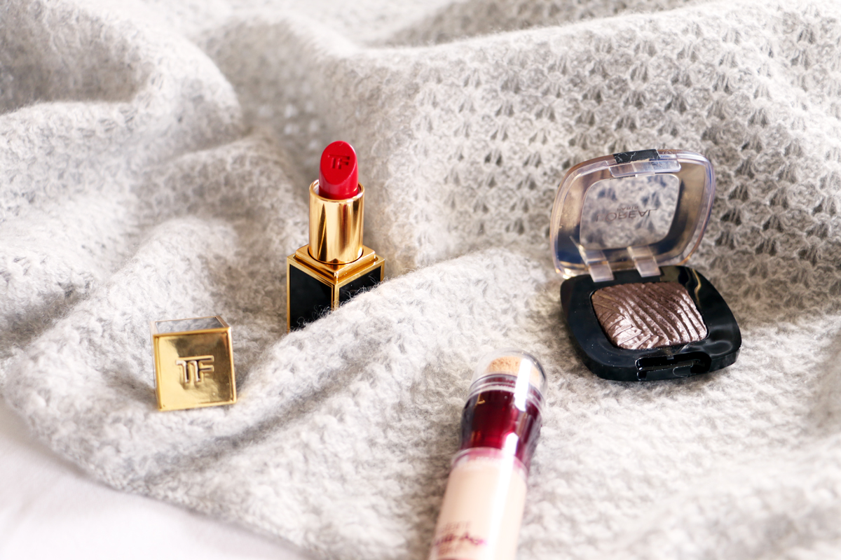 December Beauty Favourites 2014 / Foxycheeks / Tom Ford