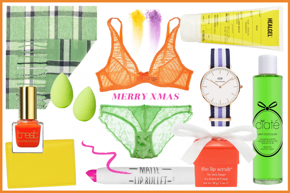 Gifts / Geschenke / Xmas / Foxycheeks