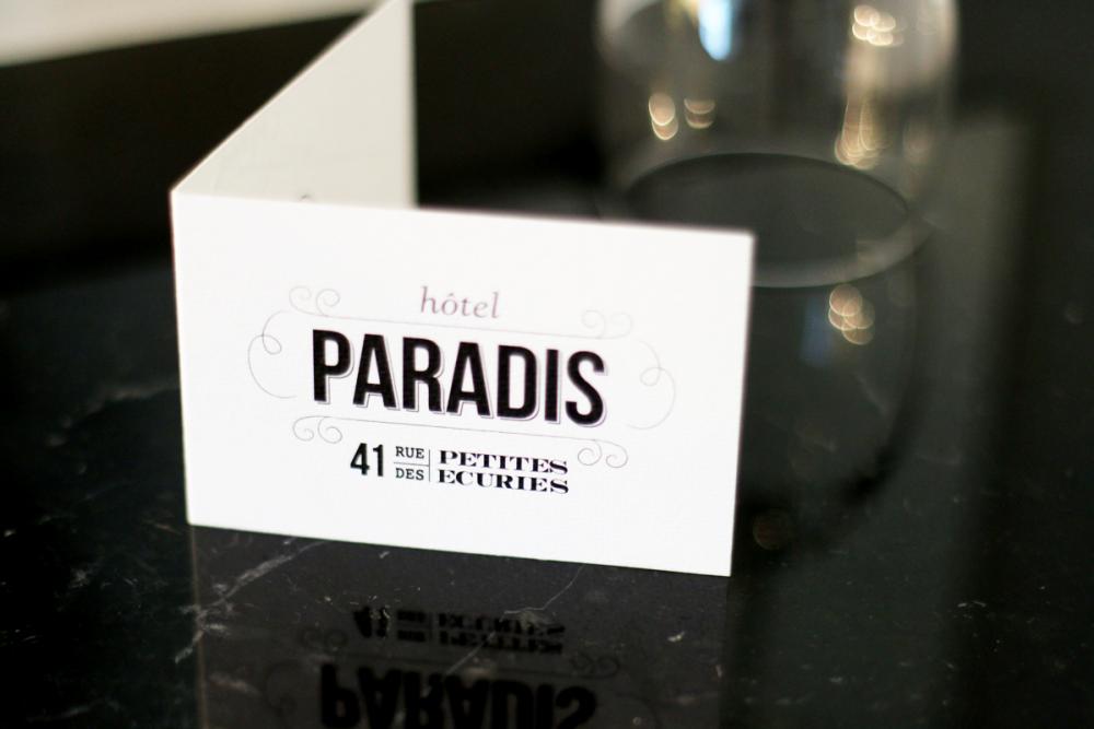 Hotel Paris Paradis