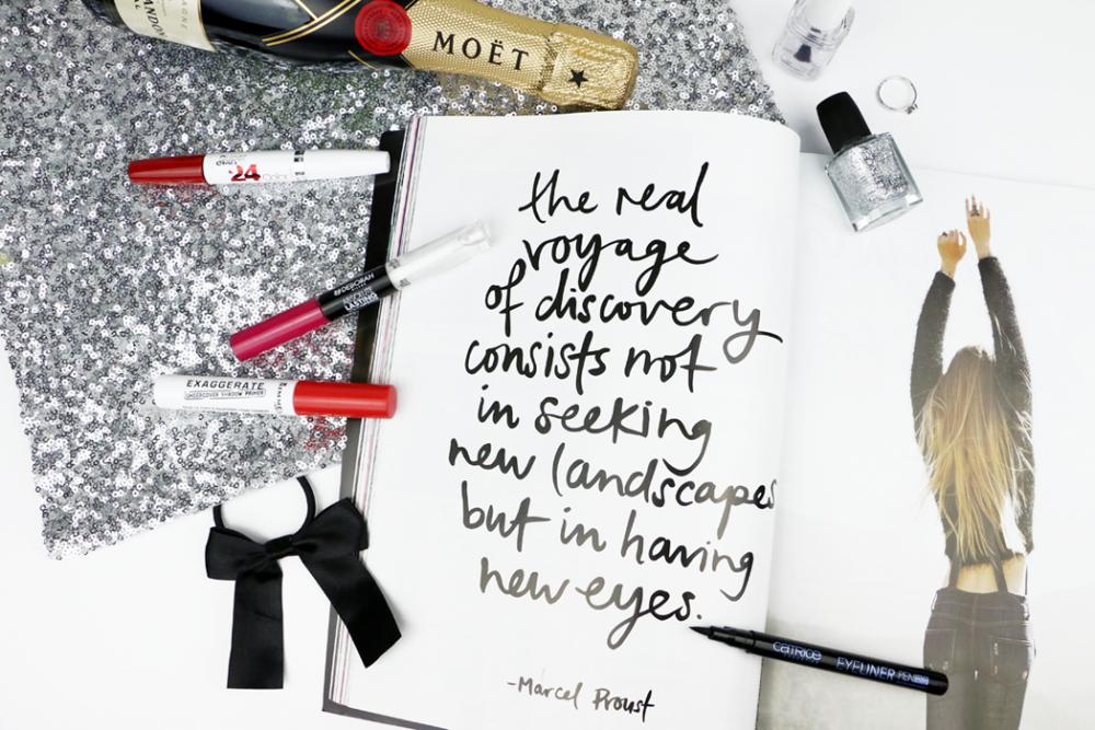 Longlastng / New Years Eve / Foxycheeks