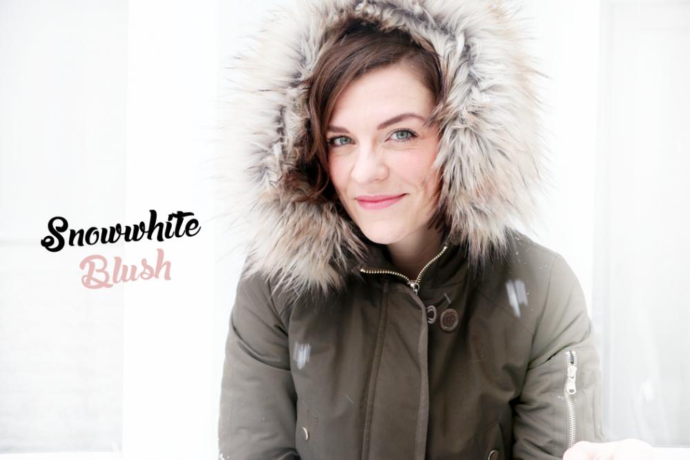 Snowwhite / BLush Dior Cherry Glory / Foxycheeks
