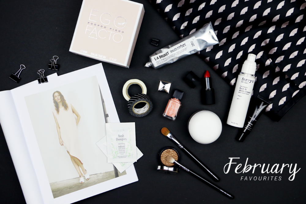 Foxycheeks / January Favourites 2015 / Beauty