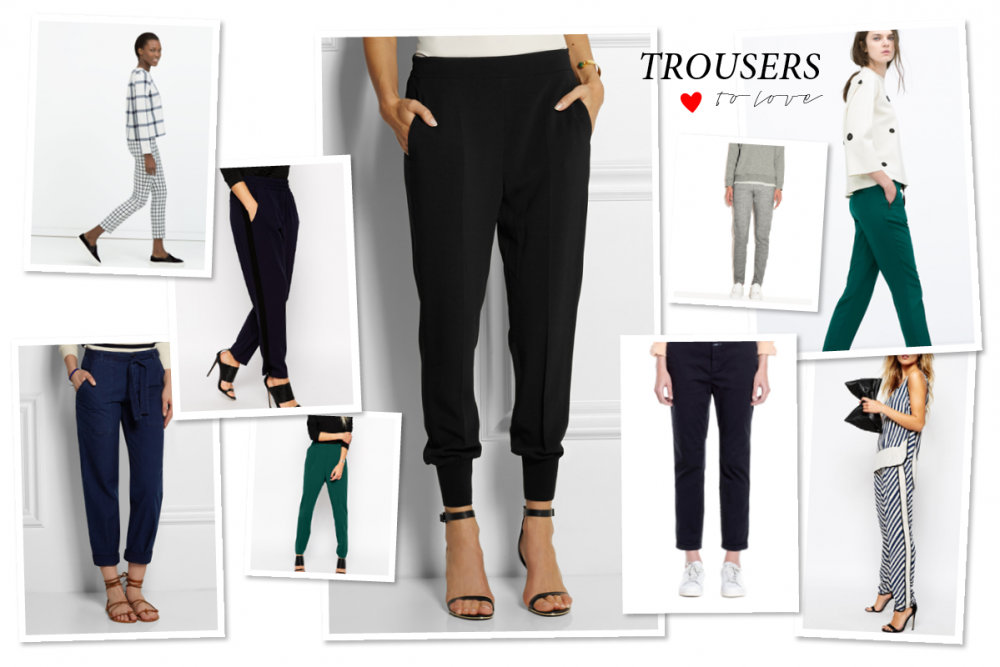 Trousers Shopping