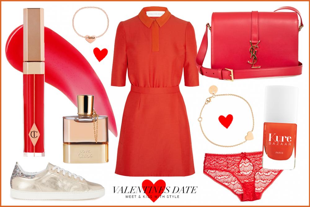 Valentine Date / Valentinstag/ Foxycheeks