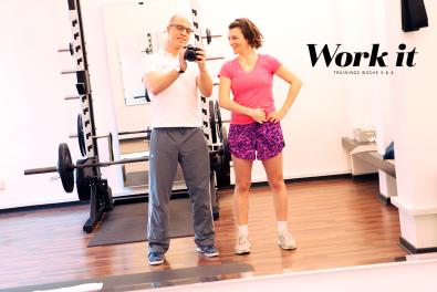 Work it Training Woche 3 & 4