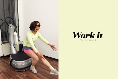 Work It Training Woche 5