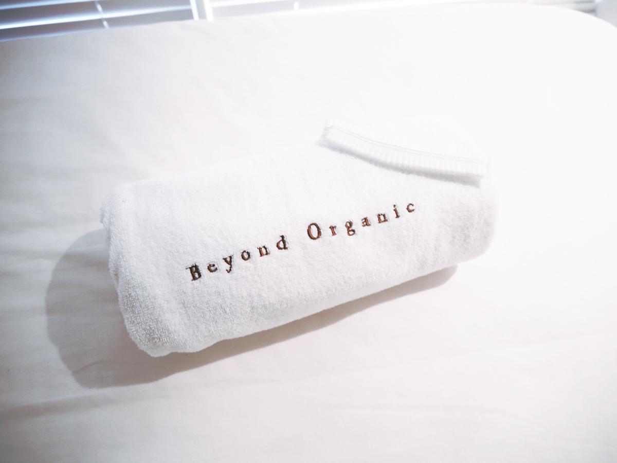 BEYORG Beyond Orgnaic Hong Kong / Foxycheeks