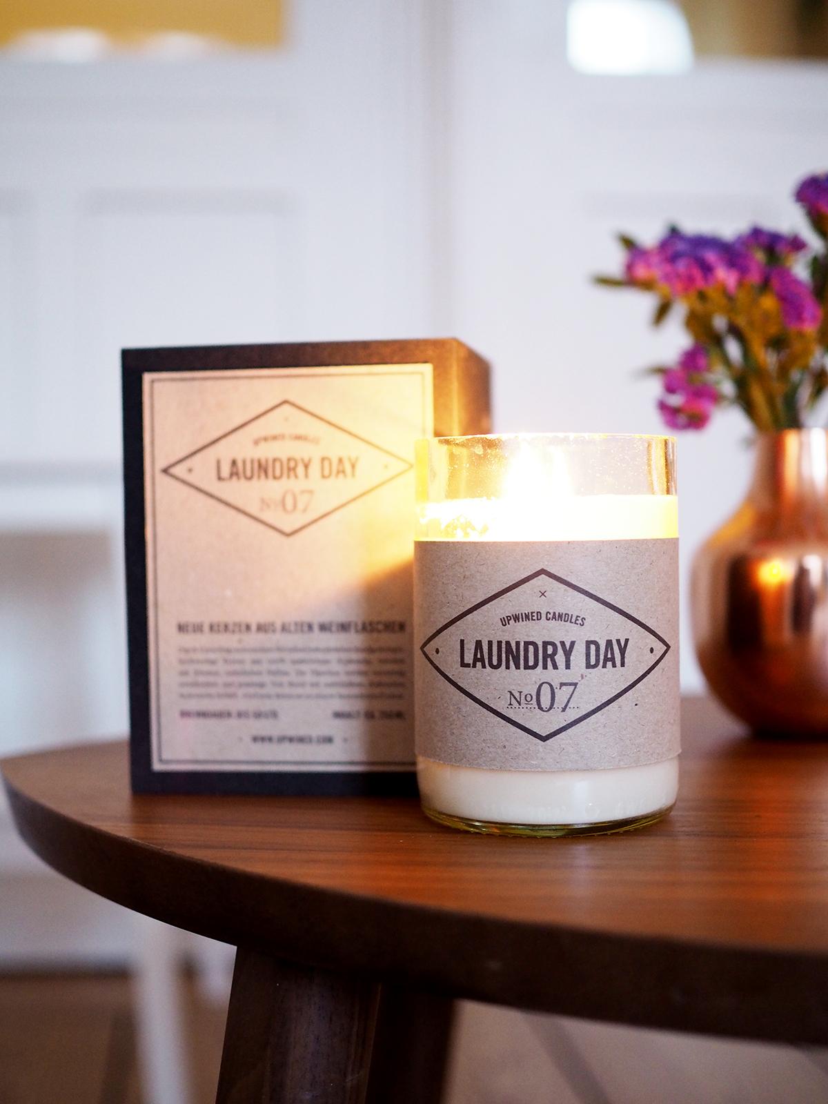 Upwined Candles / Foxycheeks