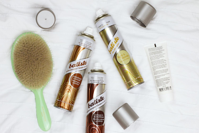 How to: Dry Shampoo / Trockenshampoo / Foxycheeks