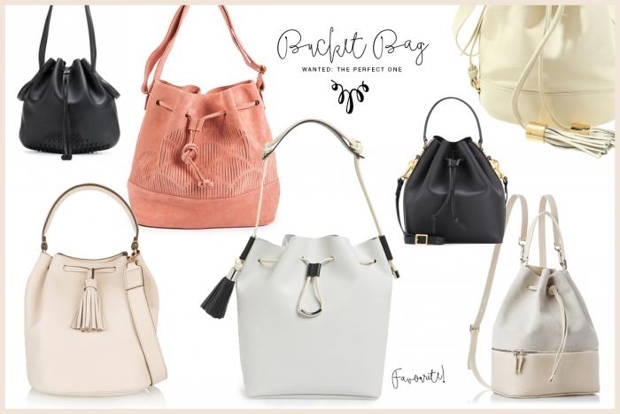 Bucket Bags /Foxycheeks