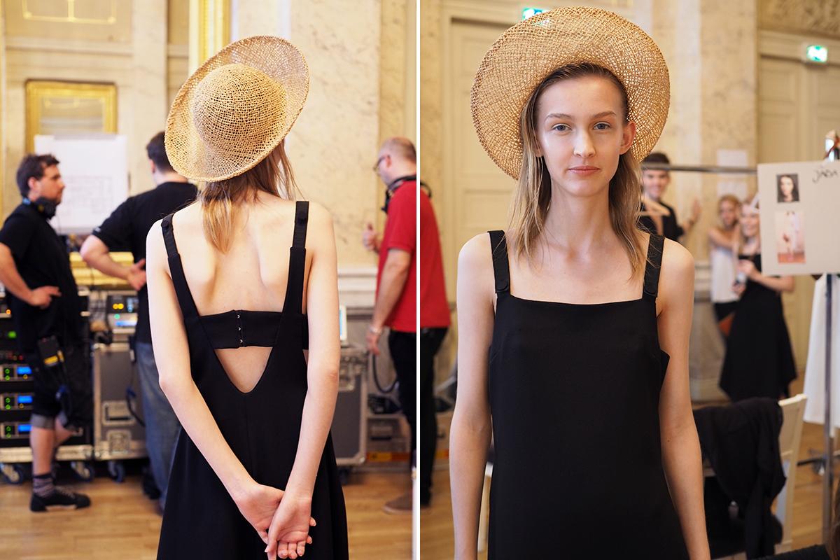Malaikaraiss Berlin Fashionweek 2015 / Foxycheeks