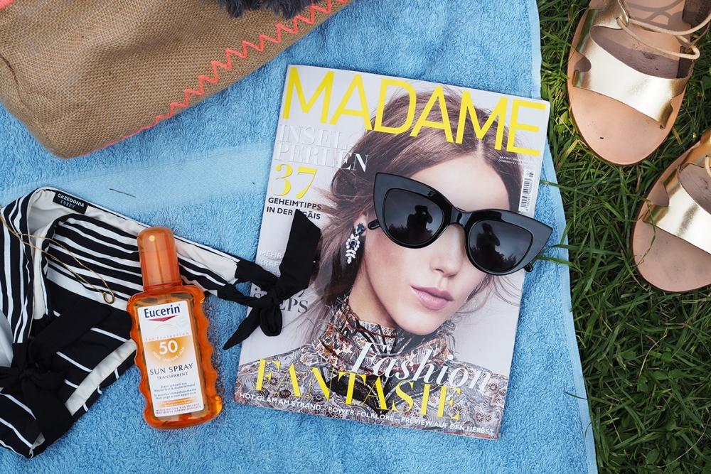 Sunday Read: Madame / Foxycheeks