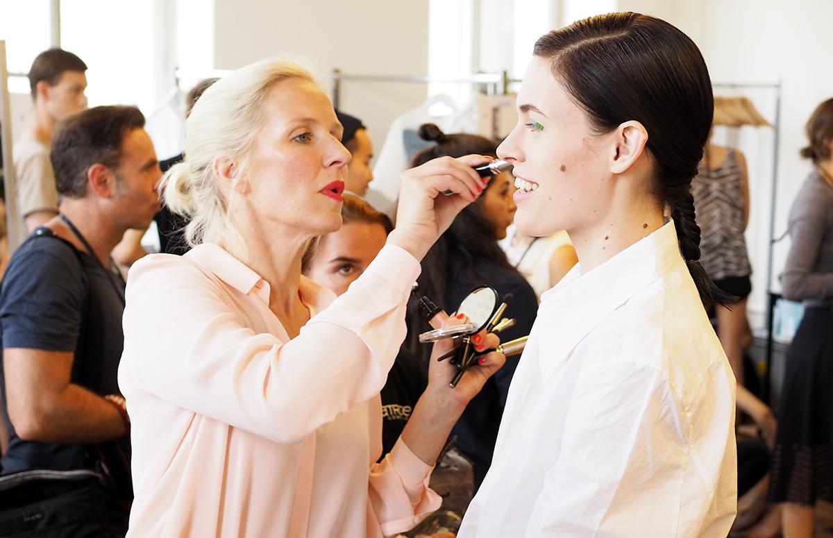 Fashionweek Berlin 2015 / Foxycheeks
