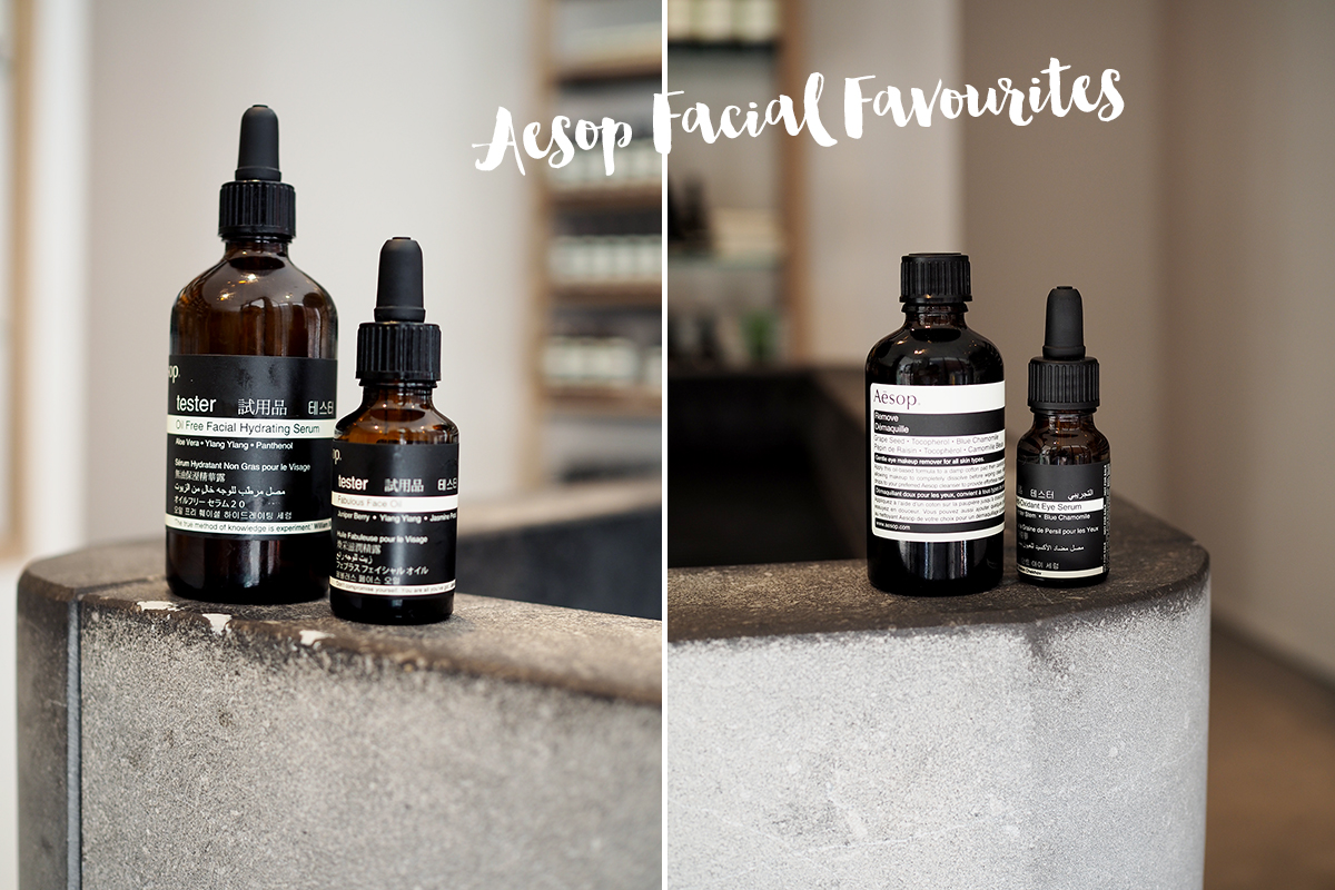 Aesop Store & Treatment Hamburg / Foxycheeks